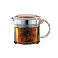 Bistro Nouveau Tea Pot - Pebble (1.5L)