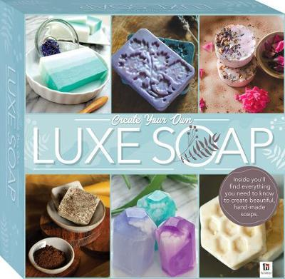 Hinkler: Create Your Own - Luxe Soap Kit