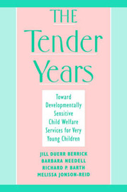 The Tender Years by Jill Duerr Berrick image