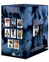 Stanley Kubrick Collection on DVD