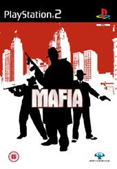 Mafia for PS2