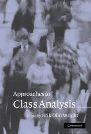 Approaches to Class Analysis image
