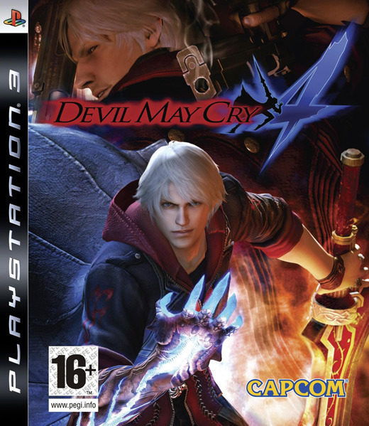 Devil May Cry 4 (Platinum) for PS3
