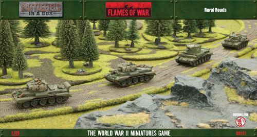 Flames of War - Rural Roads