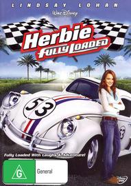 Herbie: Fully Loaded on DVD image