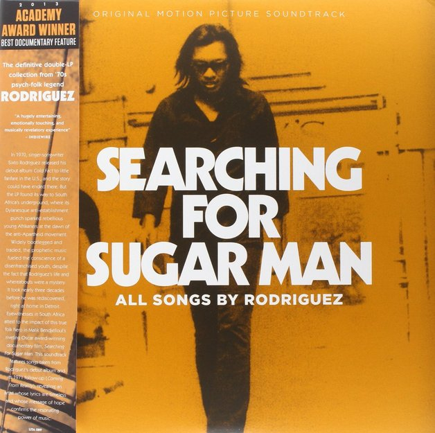 Searching for Sugarman Official Soundtrack (LP) by Rodriguez