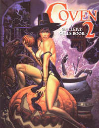 Coven 2: A Gallery Girls Book by Sal Quartuccio image