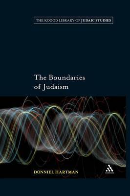 The Boundaries of Judaism by Donniel Hartman