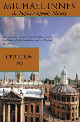 Operation Pax by Michael Innes image