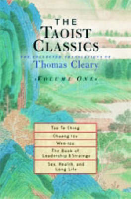 Taoist Classics Volume 1 by Thomas Cleary