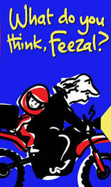 What Do You Think, Feezal? by Elizabeth Honey image