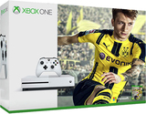 Xbox One S 500GB FIFA 17 Console Bundle for Xbox One