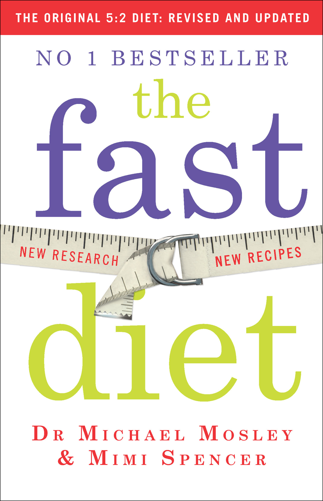 The Fast Diet: Revised and Updated by Michael Mosley image