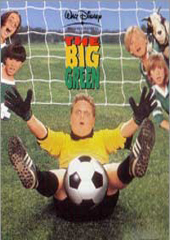 The Big Green on DVD
