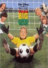 The Big Green on DVD