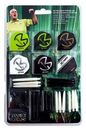 XQ Darts: Michael van Gerwen - Dart Accessory Kit (84pc)