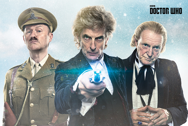 Doctor Who Maxi Poster - Twice Upon A Time (703)