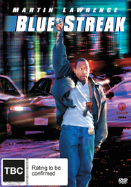 Blue Streak on DVD