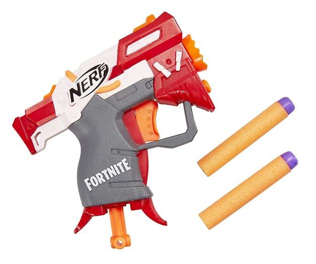 Nerf Fortnite: MicroShots Blaster - Micro TS