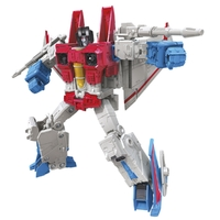 Transformers Generations: War for Cybertron - Earthrise Voyager Starscream (WFC-E9)