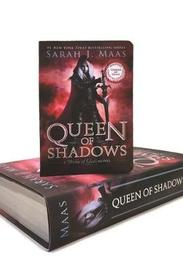 Queen of Shadows (Miniature Character Collection) by Sarah J Maas