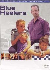 Blue Heelers - Season 2 Part 2 (5 Disc) on DVD