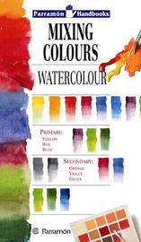 Mixing Colours: Watercolours image