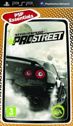 Need for Speed ProStreet (Essentials) for PSP