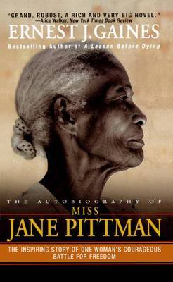 a review of the autobiography of miss jane pittman