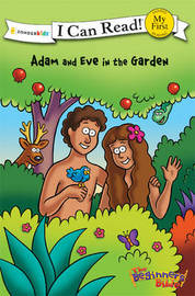 The Beginner's Bible Adam and Eve in the Garden image