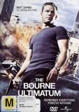The Bourne Ultimatum (DVD/UV) DVD