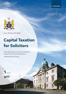 Capital Taxation for Solicitors by Mary Condell image
