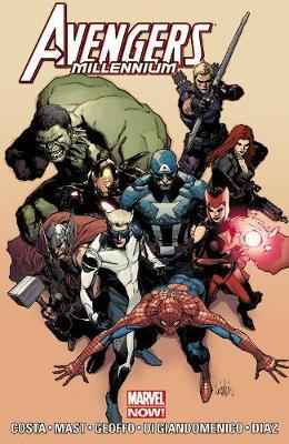 Avengers: Millennium by Michael Coasta