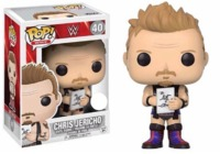 WWE: Chris Jericho (Purple/Black) - Pop! Vinyl Figure
