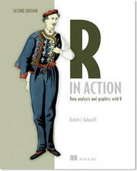 R in Action by Robert I. Kabacoff