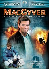 MacGyver - Complete Season 2 (6 Disc) on DVD