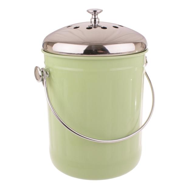 Compost Bin - 5L (Green)