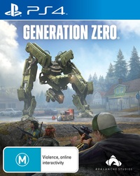 Generation Zero for PS4