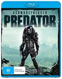 Predator on Blu-ray