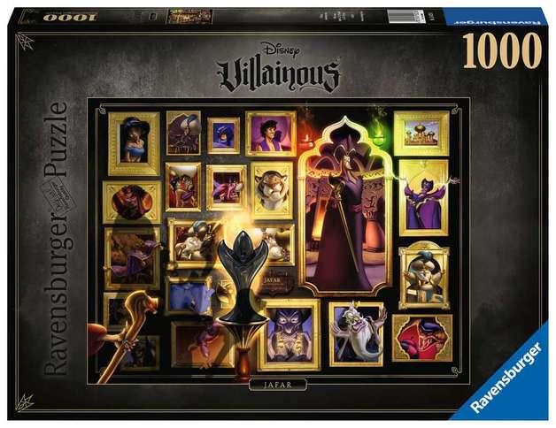 Ravensburger: Disney's Villainous - 1,000 Piece Puzzle - Jafar