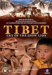 Tibet: Cry Of The Snow Lion on DVD