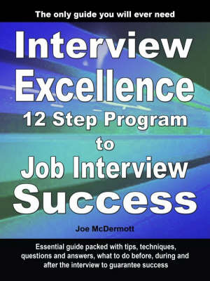 Interview Excellence by Joe McDermott image