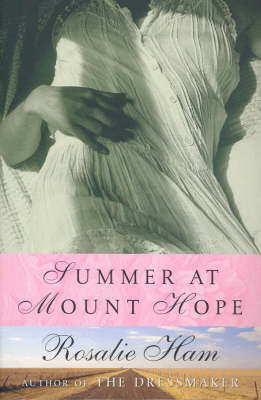 Summer at Mount Hope by Rosalie Ham image