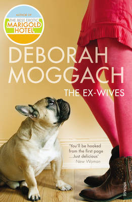 The Ex-Wives by Deborah Moggach image