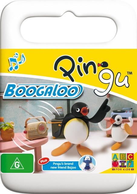 Pingu - Boogaloo on DVD