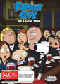 Family Guy - Season Ten on DVD