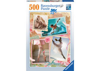 Ravenburger - Prima Ballerina Puzzle (500pc)