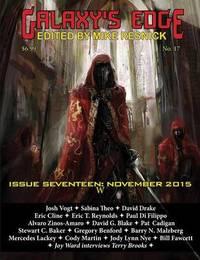 Galaxy's Edge Magazine by David Drake
