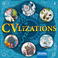 CVlizations - Board Game