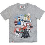 LEGO Star Wars Rebels vs Empire T-Shirt (Size 4)